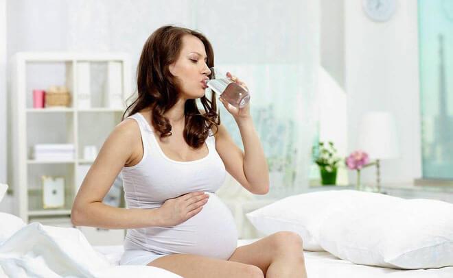 Беременным какую пить воду 86