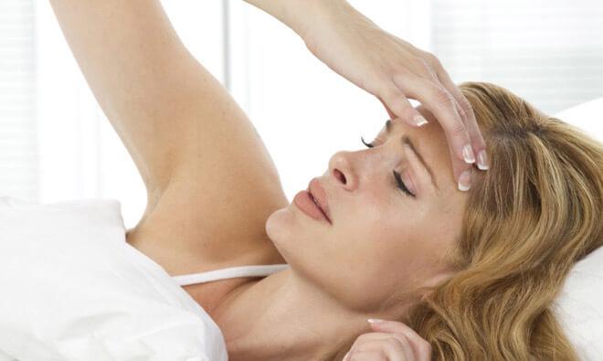 Самостоятельное лечение головной боли