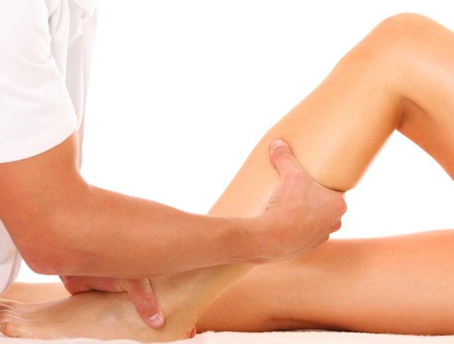 Как правильно делать массаж при онемении ног беременным