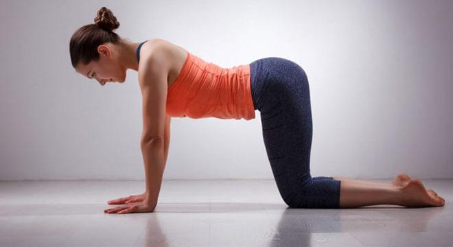 Как снять боль между ног беременной