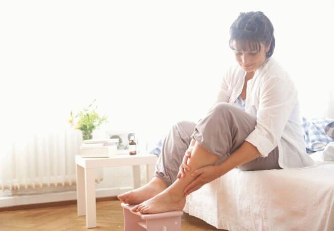Почему болят ноги при беременности
