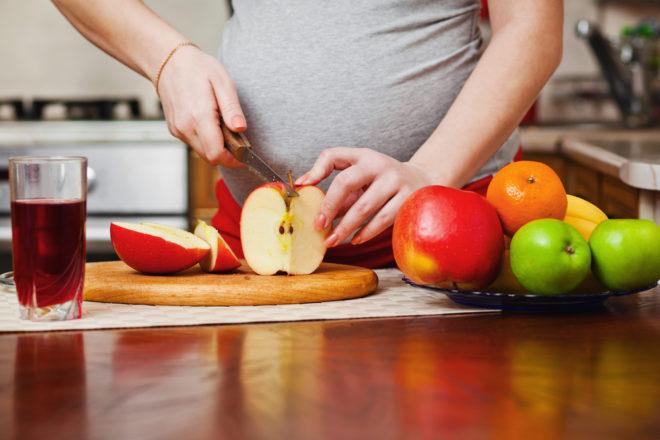 Что делать при пониженном гемоглобине беременной