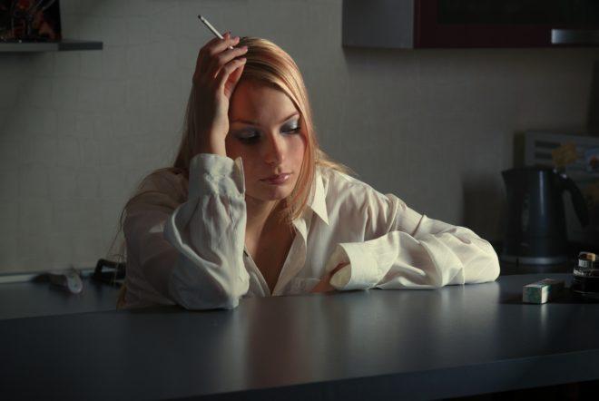 Может ли курение стать причиной внематочной беременности