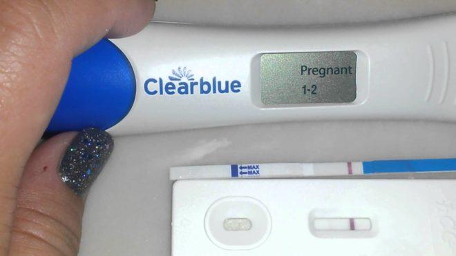 Как пользоваться электронным тестом Clearblue