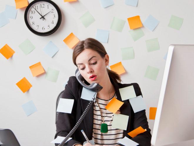 Стресс как причина отсутствия месячных