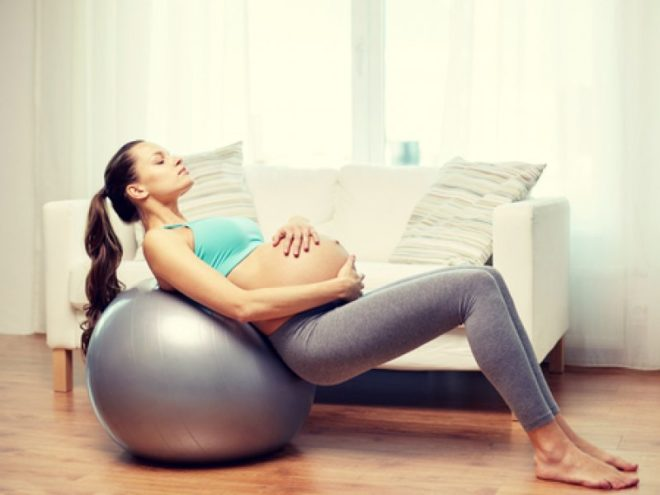 Лечебная физкультура для беременных при остеохондрозе